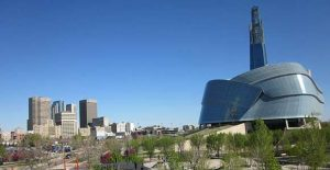 Winnipeg Canadian museum for human rights
