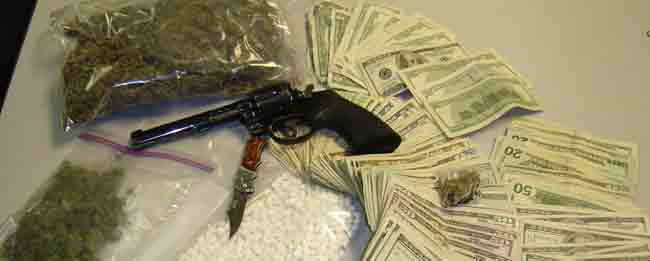 Drug dealers and traffickers do not discriminate as to who they sell to
